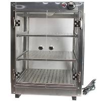 18x18x24 Aluminum Food Warmer Display Case