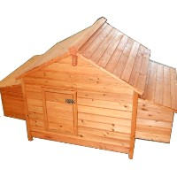 High Quality Chicken Coop House with Double Nesting Box