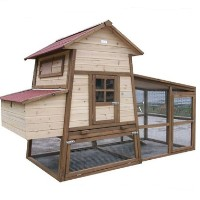 High Quality Barn Style Chicken Coop House