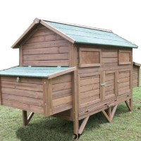 High Quality Chicken coop Hen House/Rabbit Hutch