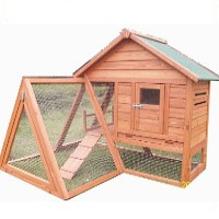 High Quality Rabbit and Guinea Pig Hutch