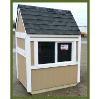 Amish Coop Backyard Chicken Coop Wood Hen House