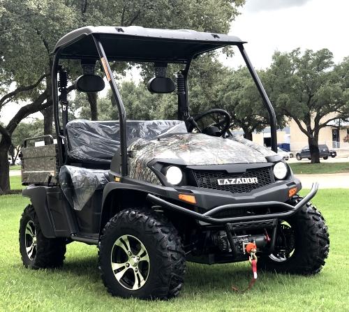 400cc Outfitter 4x4 Utv Utility Vehicle W Light Kit Outfitter 450 Efi 4x4