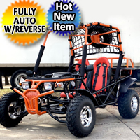 169cc Hummer Go Kart Utility Vehicle UTV Automatic - Hummer 200