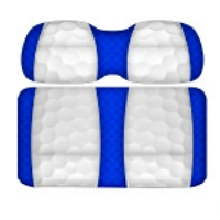 Club Car DS DoubleTake Envy Series Golf Ball Replacement Front Seats