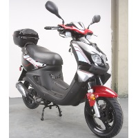 """Brand New 50cc SX Denali Scooter with 12"""" Tires"""