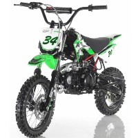 110cc Dirt Bike Apollo Series Semi Automatic Dirt Bike - DB-34