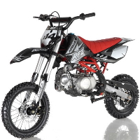 125cc Dirt Bike Semi Auto Apollo Series Pit Bike - DB X14