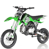 125cc Dirt Bike Fully Auto Pit Bike - DB-X16