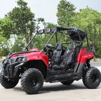 200cc Safari Deluxe Single Cylinder 4 Stroke Air Cooled Sport Utility Vehicle UTV - DF200GKV-N