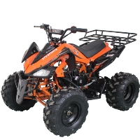 125cc Four Wheeler 4 Stroke Fully Auto w/ Reverse Apollo Series ATV - JET-9 125cc