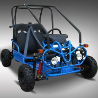 125cc Mini Raptor Go Kart Automatic w/Headlights & Taillights
