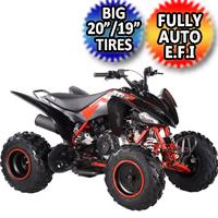 176cc Pentora 200 EFI ATV Utility 4 Stroke Fully Auto Quad - PENTORA 200 EFI