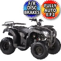 176cc Rider 200 EFI ATV Utility 4 Stroke Fully Auto w/Reverse - RIDER 200 EFI