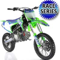 150cc Dirt Bike 4-Speed Manual Pit Bike - RXF150 FREERIDE