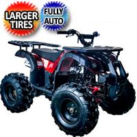 125cc ATV Kids Junior Four Wheeler - Rider 10
