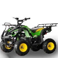 125cc Rider 7 Special Tractor Green Edition