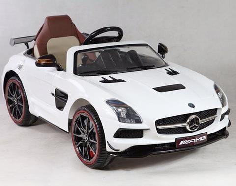 Mercedes Power Wheels >> Brand New Mercedes Sls Kids Sport Ride On Remote Control Electric Power Wheels Sx128