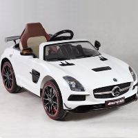Brand New Mercedes SLS Kids Sport Ride On Remote Control Electric Power Wheels - SX128