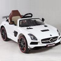 Brand New Mercedes SLS Kids Sport Ride On Remote Control Electric Power Wheels - SX128