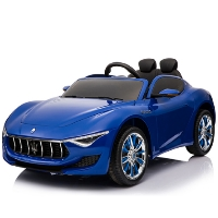 Brand New Kids Maserati Alfieri Licensed Car Ride On Remote Control Electric Power Wheels - SX1728