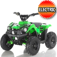 500 Watt 36 Volt Electric Four Wheeler ATV - VOLT 500W