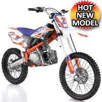 125cc Dirt Bike 4-Speed Manual Pit Bike - Z20 MAX