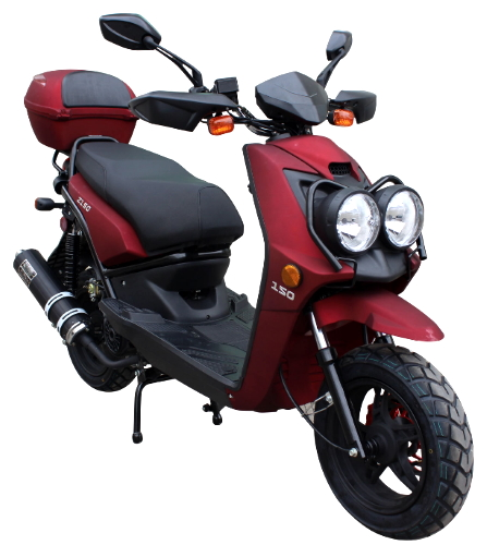 Autoclave moped