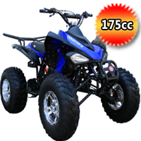 175CC Coolster ATV Fully Automatic Full Sized Sport ATV - ATV-3175S