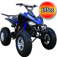 175CC Coolster ATV Fully Automatic Full Sized Sport ATV - ATV-3175S