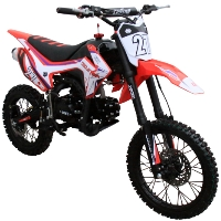 "Coolster 125cc Dirt Bike Manual Transmission With 17""/14"" Tires - M-125"