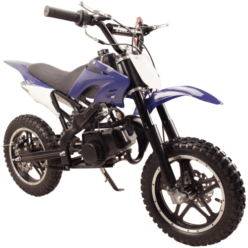 49cc Fully Auto Mini 2 Stroke Pull Start Dirt Bike