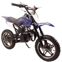 Coolster 49cc Fully Auto Mini 2-Stroke Pull Start Dirt Bike
