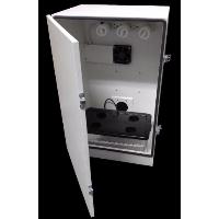 Beginner Stealth Grow Box Sytem Full Indoor Kit w/180W CFL Light & 4 Site Hydroponics