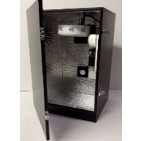 Novice Stealth Hydroponic Growing Cabinet Indoor Box Kit