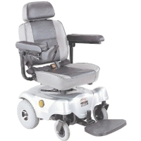 HS-1000 Mid Power Mobility Scooter Chair