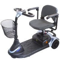 Mobility Scooter Electric Mobility Scooter Foldable Travel Cart- HS-265