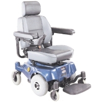 HS-2800 Power Mobility Scooter Chair