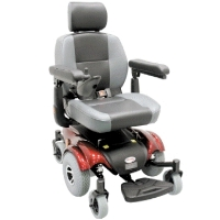 High Quality HS - 2850 Mid Power Chair