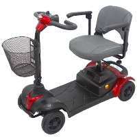 Mobility Scooter Electric Travel Cart - HS-295