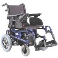 HS-6200 Power Mobility Chair