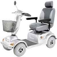HS-890 Electric Mobility Scooter