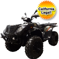 Big Horn 260 SE ATV Four Wheeler
