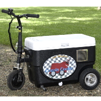 Cruzin Cooler 250 Watt Scooter Cooler Wagon/Trailer - CZ-HB