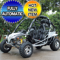 200cc Jaguar RS Fully Automatic Go Kart