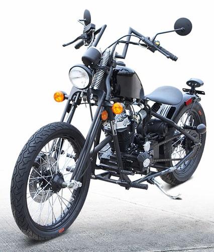 250cc Street Legal Bobber Chopper Motorcycle