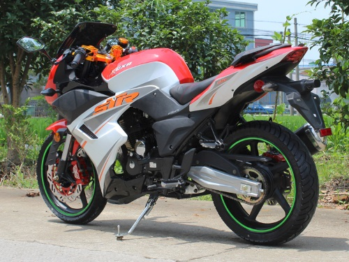 brand new 250cc street bike ninja style rally sport. Black Bedroom Furniture Sets. Home Design Ideas