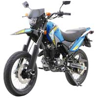 Brand New Super Enduro 4 Stroke Dual Sport LE - Street Legal!