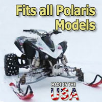 Polaris ATV Ski Snowmobile Conversion Kit - Fits All Models