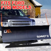 "Ford F150 Snow Plow - Brand New 88"" x 26"" DK2 SUMMIT II Electric Snow Plow"